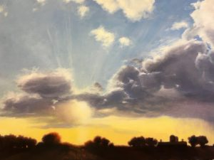 After the Rain - 24x36 - $750
