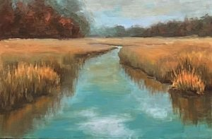 Autumn Marsh_oil_8 x 12_$375