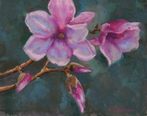 Blooms of Hope_soft pastel_8 x 10_$350
