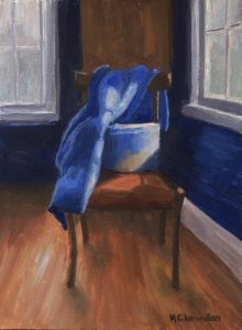 Window Seat_oil_9 x12_$400