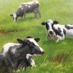 Three Graces - 11x14 - $400
