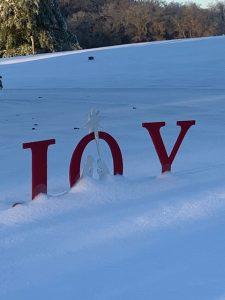 Don and Linda Greenawalt's outdoor nativity
