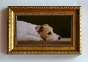 Patiently Waiting_2.5x4.5 $525