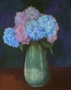 Summertime Blues_soft pastel_11 x 14_$450