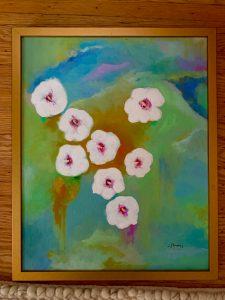 Favorite Hibiscus 16x20 $475