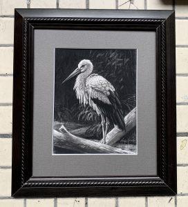 White Stork 8x6 $375