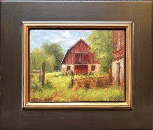 Overgrown 6x8 12x14 Oil $650