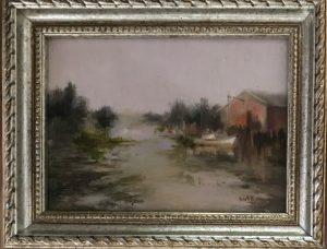 Port Clyde 3x5 $245