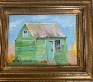 The Shed 9x12 $200
