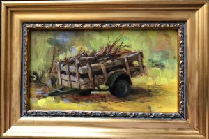 Trimmings 4x7, $245