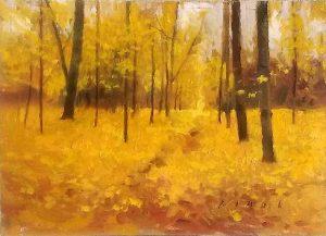 autumn gold 6 x8 $450